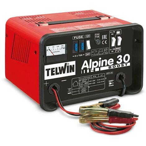 Chargeur Telwin 30 Batterie Alpine 807547 Boost De HYIWD29E
