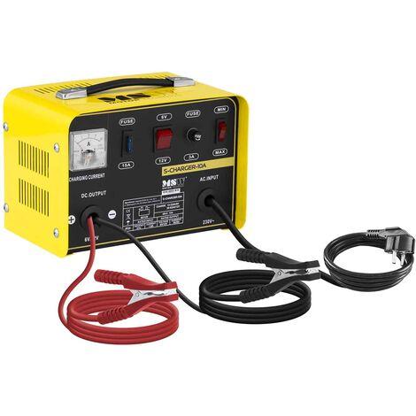 Chargeur de batterie voiture 6/12V 5/8A