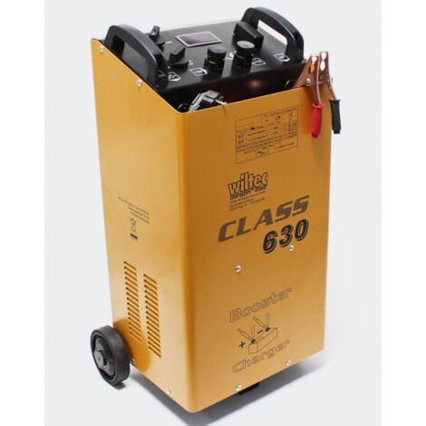 Chargeur de batterie voiture ,camping car , camion 12v / 24v BOOSTER 630