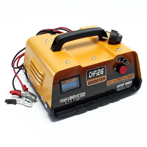Chargeur de batteries pour les véhicules 6V 12V