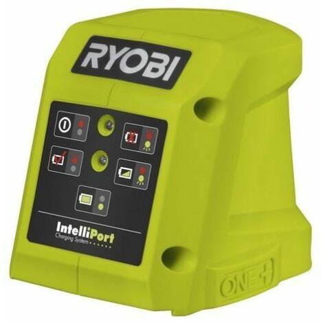 Chargeur de batteries RYOBI 18V li-ion ONE+ RC18115