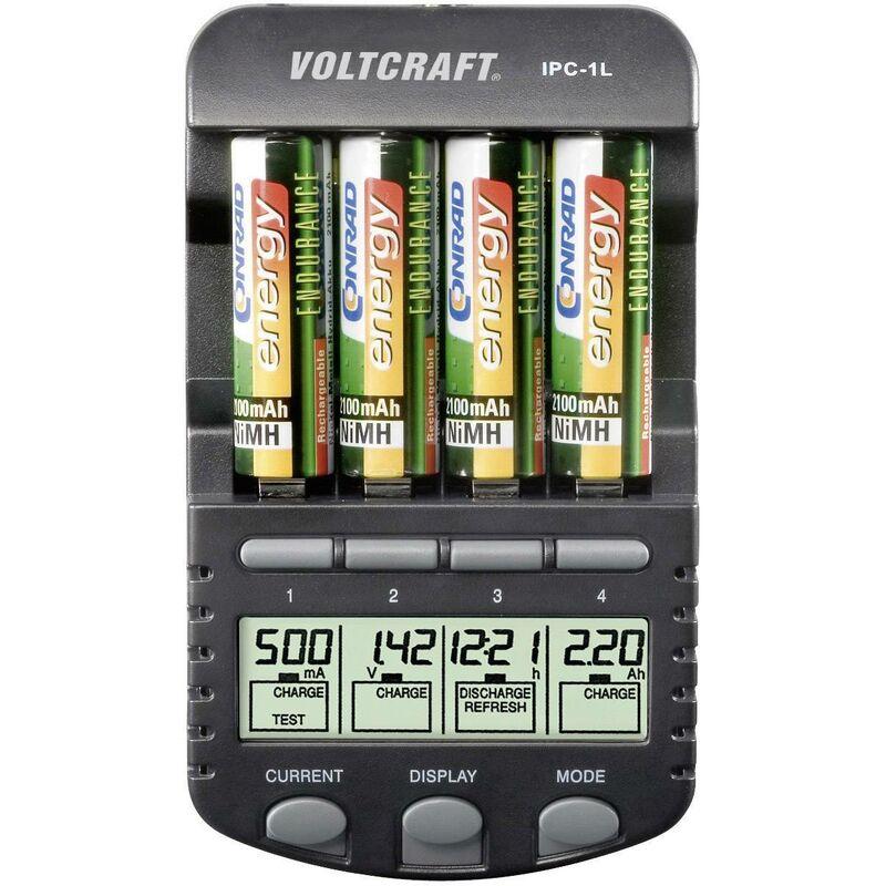 Chargeur de piles IPC 1L Voltcraft A79979