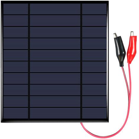 chargeur de puissance de diy de panneau solaire de. Black Bedroom Furniture Sets. Home Design Ideas