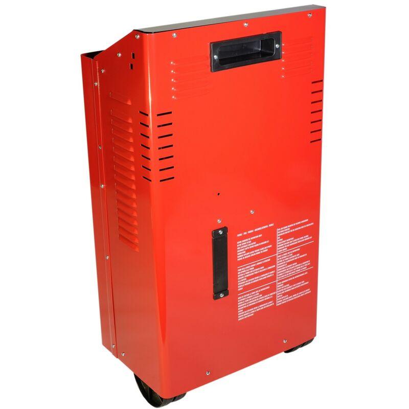 Chargeur démarreur de batterie 1380 Ah 12 24V AWELCO Charge 120A auto poids lourds TEC800 sur roues