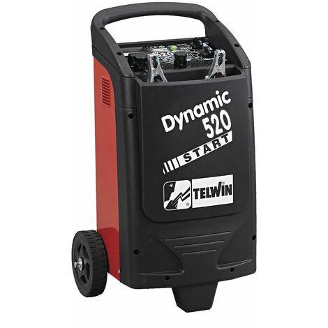 Chargeur-démarreur de batterie Telwin DYNAMIC 520