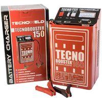 Chargeur démarreur TECNOBOOSTER Batterie 25/ 250A -10/270Ah Compact 1900W