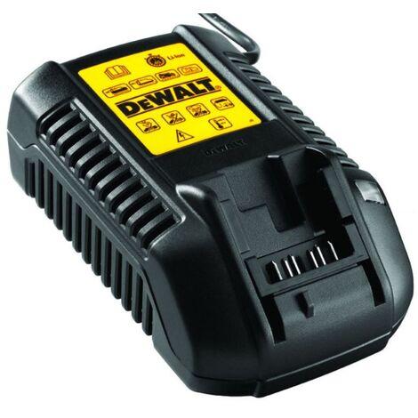 Chargeur DEWALT XR DCB100 10,8V et 12V MAX li-ion