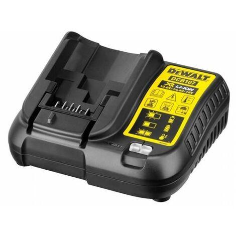 Chargeur DEWALT XR DCB107 10,8V à 18V li-ion