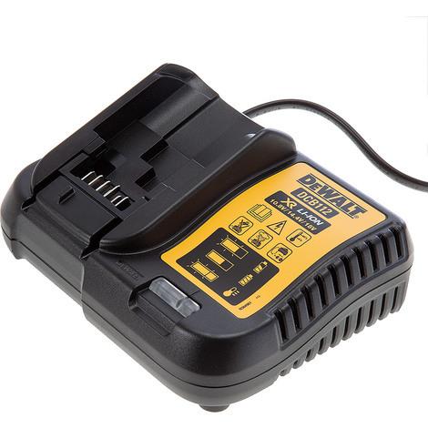 Chargeur DEWALT XR DCB112 10,8V à 18V li-ion