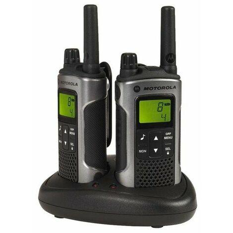 "main image of ""Chargeur double pour Talkie-Walkie Motorola tlkr-t80 - t80ex - MOTOROLA"""