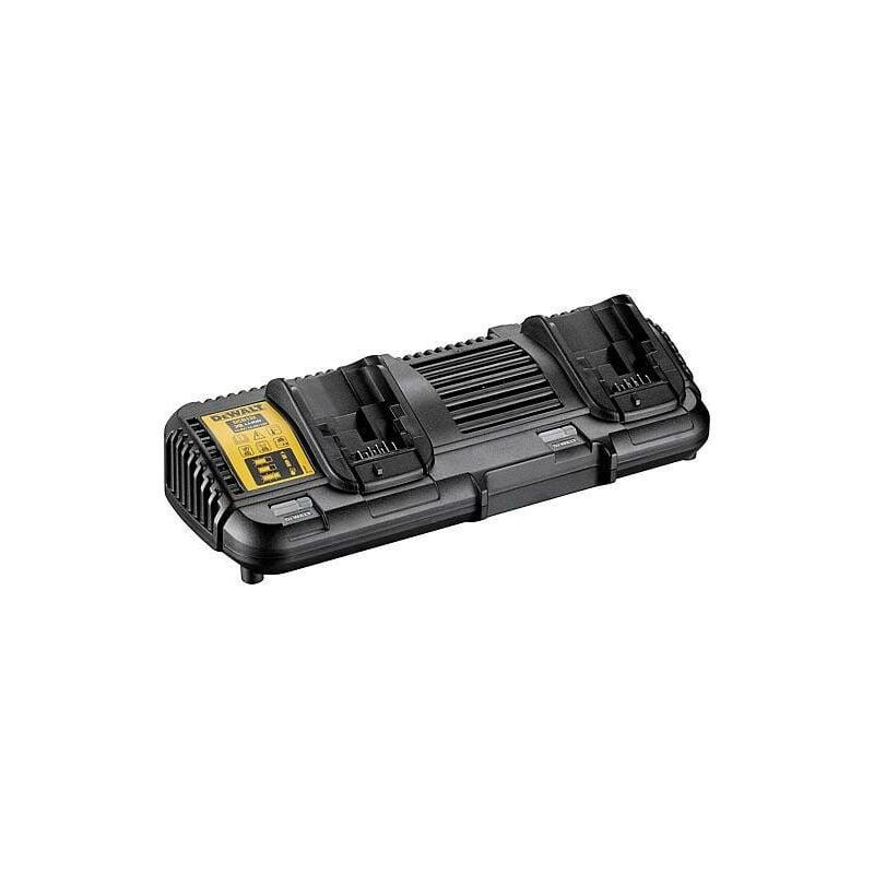 Banyo - Chargeur double sans fil DeWALT DCB132 pour toutes les batteries 10,8,18 et 54V avec affich. LED