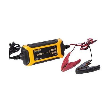 Chargeur intelligent batterie moto 12V 1.5 Ah