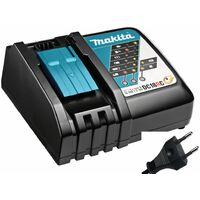 CHARGEUR MAKITA DC18RC LXT 220V pour batteries 14,4v/18v Li-ion remplace DC18RA