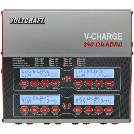 Chargeur multifonction V-Charge 240 Quadro W606001