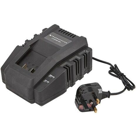 Chargeur Performant pour Batterie Lithium-Ion 36V (Batterie Vendue Séparément) - Noir