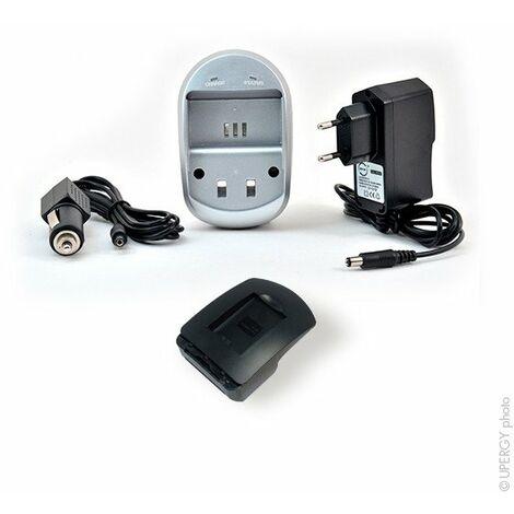 Intensilo batería 1200mah como Nikon en-el21 para Nikon