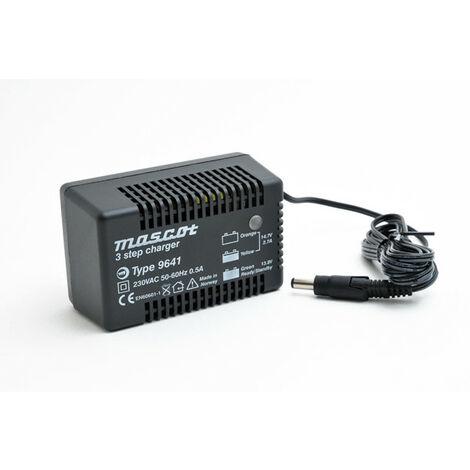 Chargeur plomb 12V/2.7A 230V Mascot 9641 (Intelligent) Outplug 3630