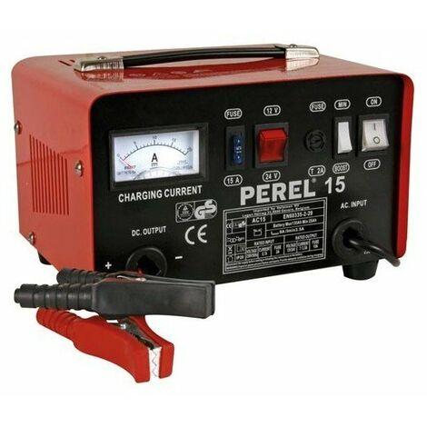 Chargeur pour batterie , acide de plomb - 12/24 v - avec fonction boost - 9 a
