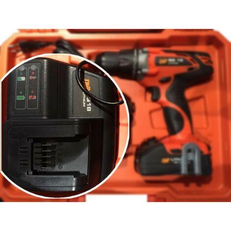 Chargeur pour batterie Lithium BS18 - 18V - 2Ah