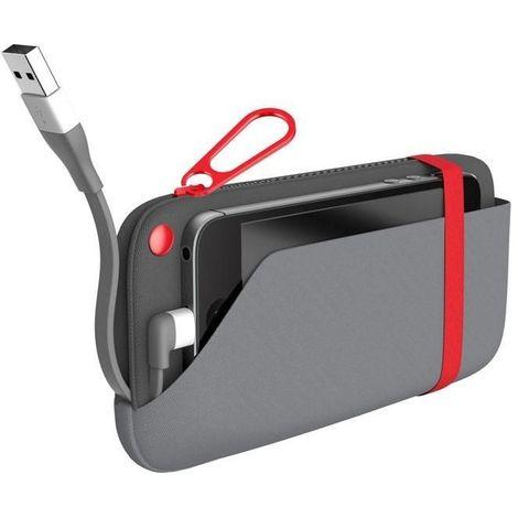Chargeur Power Bank Power Pouch U500 Emtec Apple 6000mAh