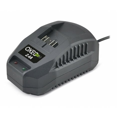 Chargeur rapide batterie 18V Easy Full - 2.4A