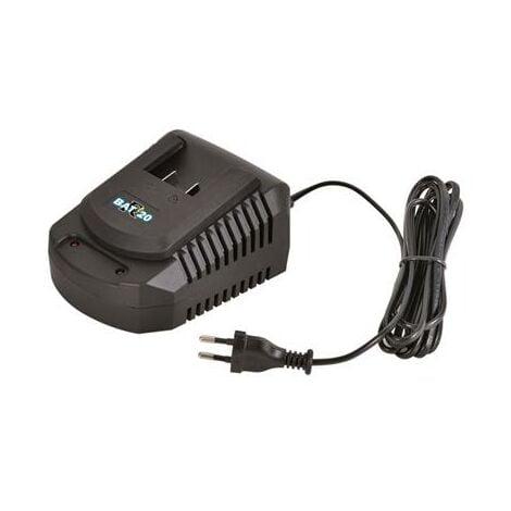 Chargeur rapide batterie R-BAT20, pour PRBAT20-2, PRBAT20-4