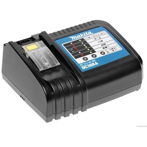 Chargeur rapide Makita Makstar Li-Ion 36 V 2,6Ah DC36RA