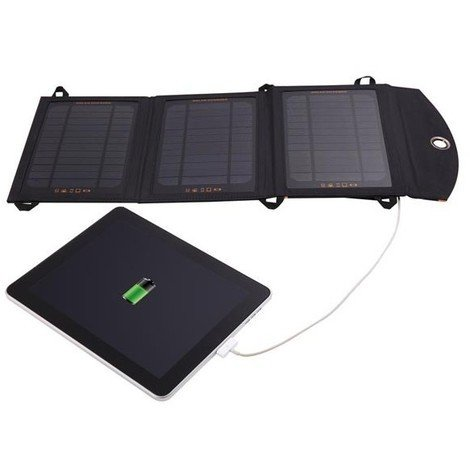 Chargeur solaire 10 5 w