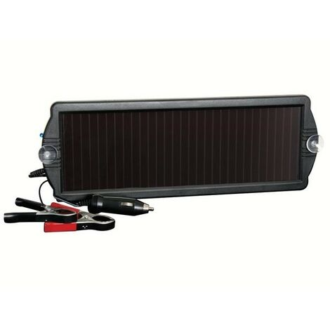 CHARGEUR SOLAIRE (12V/1.5W) - SOL5N