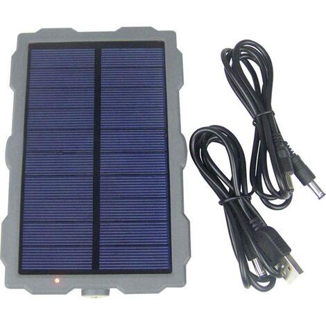 Chargeur de maintien solaire pour batteriesaccus |