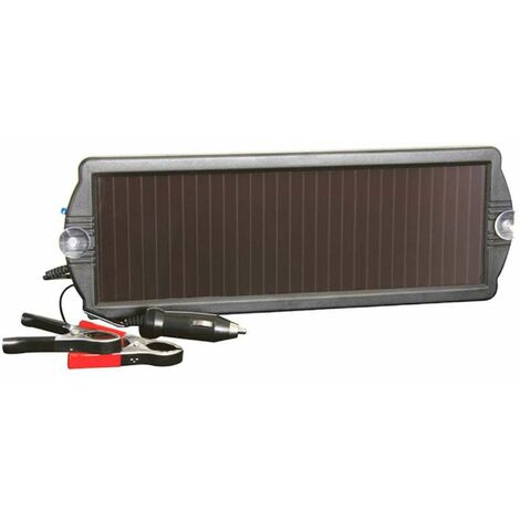 Chargeur solaire pour batterie 12v