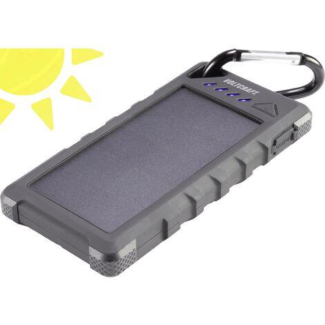 Chargeur solaire VOLTCRAFT SL-160 VC-8308660 Capacité (mAh, Ah) 16000 mAh 1 pc(s) X894251