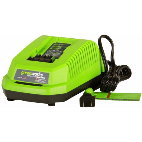 """main image of """"Chargeur Universel 40v Pour Batteries Greenworks"""""""
