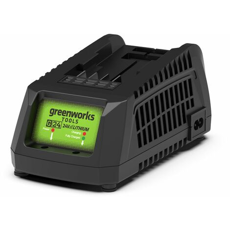 Chargeur Universel G24 Lithium 24v Pour Batteries Greenworks