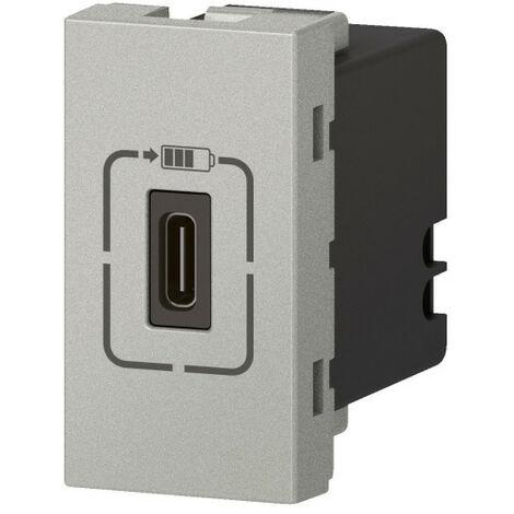 Legrand Chargeur USB Type C 1,5A 7,5W Mosaic 1 module 230V