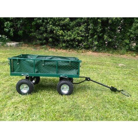Chariot à main pour le jardin ou autres transports 300 kg
