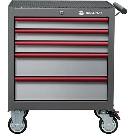 Chariot à outils WSW-305 TOOLCRAFT Dimensions:(L x l x h) 459 x 677 x 845 mm