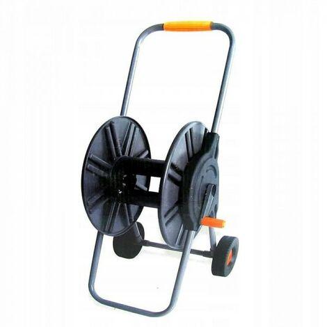 Chariot à tuyau, dévidoir de jardin pour 1/2 tuyau