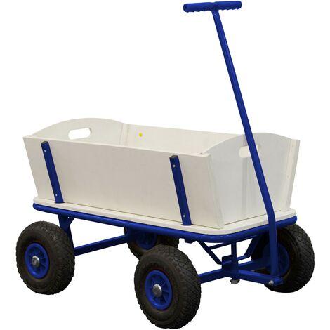 Chariot Billy Beach (bleu)