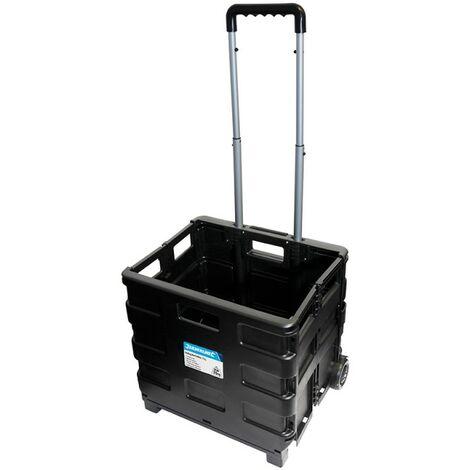 Chariot-caisse pliant - 25 kg