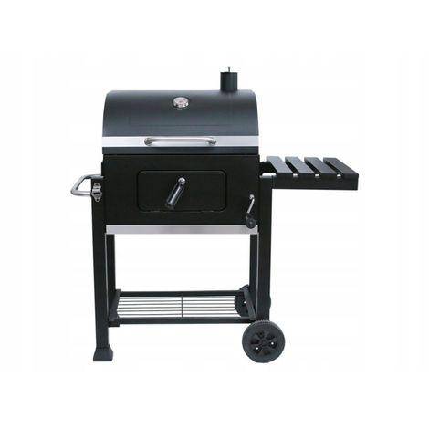 Chariot de barbecue charbon Landmann NOUVEAU CONFORT LUX