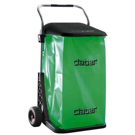 Chariot de jardin CLABER modèle Eco Garden + sac inclus
