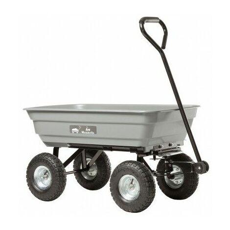 Chariot de jardin HAEMMERLIN 4x4 GARDEN 75L- 320062001 - -