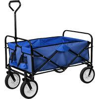 Chariot De Jardin Pliable 80 Kg