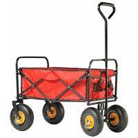 Chariot de jardin pliant 80 L HAEMMERLIN CIRCUS GARDEN - 320062101 - -