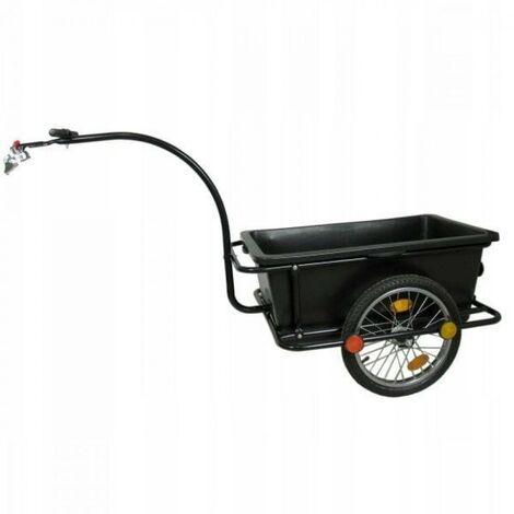 Chariot de jardin remorque vélo