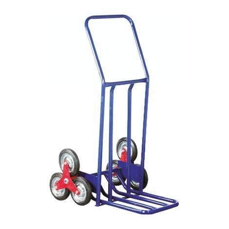 Chariot de levage RS PRO Pliable Acier, 365mm, Capacité de charge 120kg