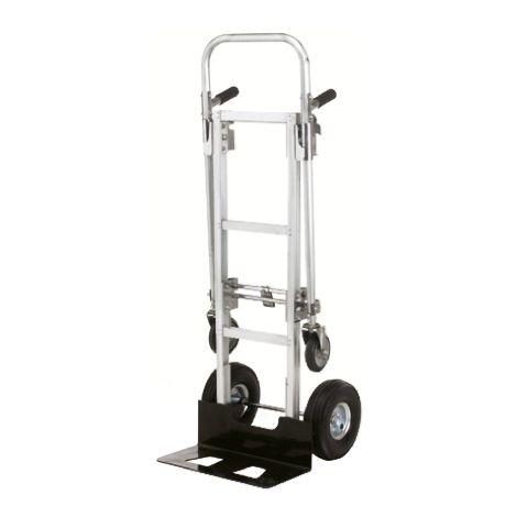 Chariot de levage RS PRO Pliable Aluminium, 460 x 230mm, Capacité de charge 120kg