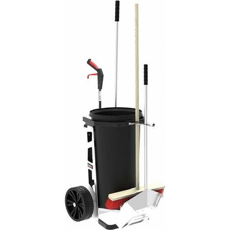 Chariot de nettoyage complet Easy Arena Performa Edition