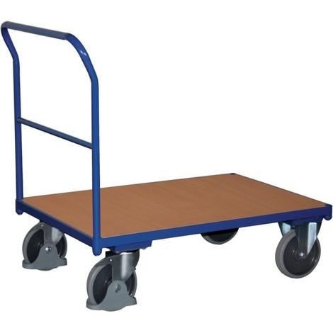 Chariot de transport 500 kg 1230x800 mm BK-System